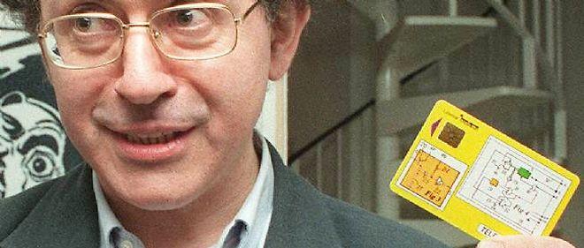 inventeur de la carte à puce Carte à puce : Roland Moreno, la mort d'un génie français   Le Point