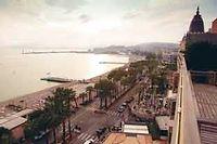 La Croisette de Cannes ©Guillaume Collet/Sipa