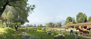 Projet de retour à l'agriculture dans la vallée de la Siagne ©Mairie de Cannes