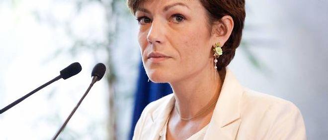 Chantal Jouanno se dit très triste de la défaite de Nicolas Sarkozy.