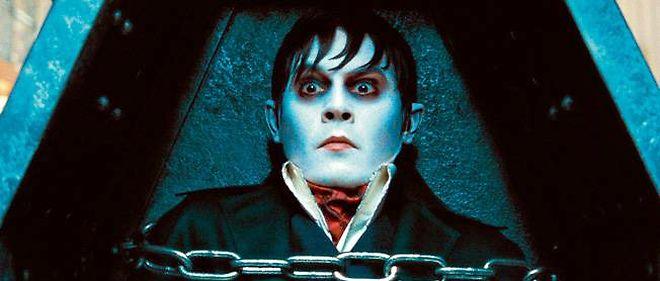 Johnny Depp en vampire du XIXe siècle égaré dans les années soixante-dix.