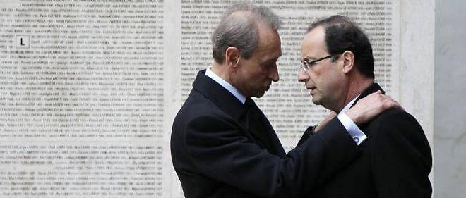 """Delanoë ne présentera pas """"la facture de la droite"""" à Hollande"""