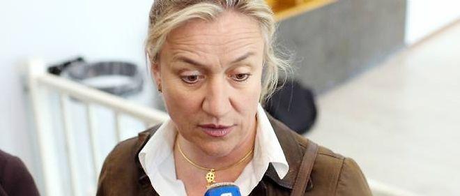 Irène Frachon, pneumologue au CHU de Brest.