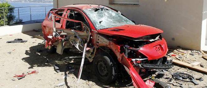Depuis le 11 mai, 21 attentats ont été recensés sur l'île.