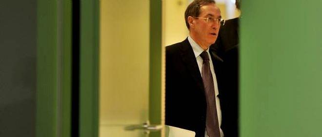 Claude Guéant, ancien ministre de l'Intérieur.
