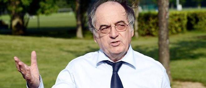 Noël Le Graët, le président de la Fédération française de football.
