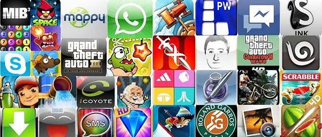 Voici les applications les plus téléchargées de l'App Store la semaine dernière.