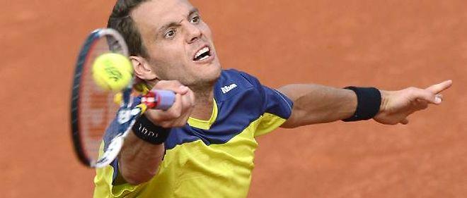 Paul-Henri Mathieu a livré jeudi l'un des matches les plus époustouflants de l'histoire de Roland-Garros.