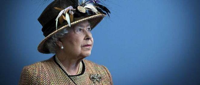 La reine d'Angleterre, Elisabeth II.