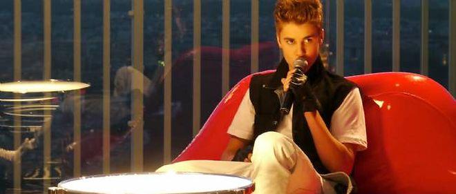 Justin Bieber s'est fait bobo !