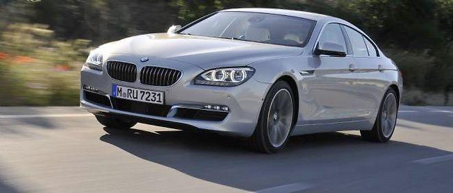 BMW Série 6 Gran Coupé : le meilleur des mondes