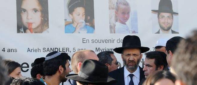 Rencontre entre le maire d'Outremont et les juifs hassidiques