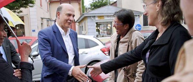 """Pierre Moscovici : """"C'est mon plus beau score"""""""