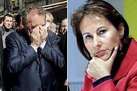 François Bayrou, Ségolène Royal et Jean-Luc Mélenchon ont beaucoup perdu lors de ces législatives. ©Clatot/Leoty/Saget