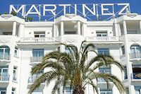 Hôtel Martinez de Cannes. ©ANTOINE LORGNIER / ONLY FRANCE
