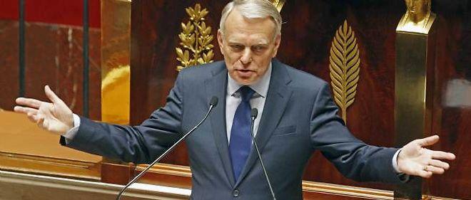 Jean-Marc Ayrault a obtenu mardi la confiance des députés.