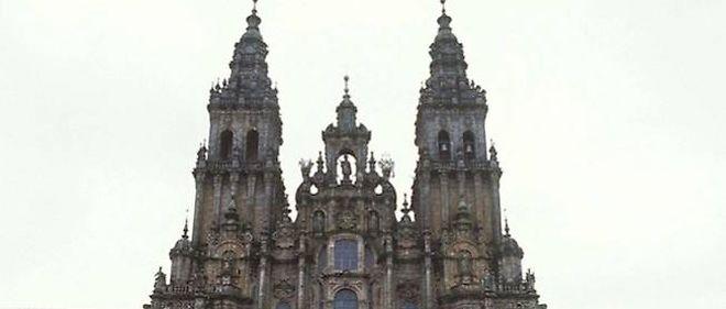 Le manuscrit a été découvert à deux pas de la cathédrale Saint Jacques à Compostelle.