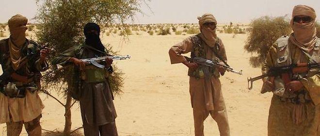 Des membres du groupe islamiste Ansar Dine.