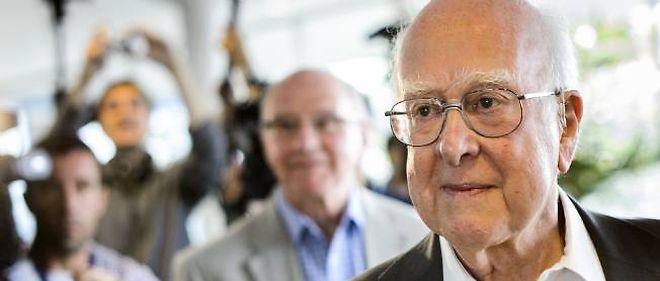 Le physicien britannique Peter Higgs.