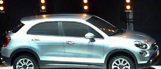 Fiat décline à tout va le succès de sa 500 et en tirera l'an prochain une version SUV. Elle n'est qu'une lointaine évocation  de l'inspiratrice mais cela ne dérange pas Fiat, adepte du badge marketing avec Chrysler.