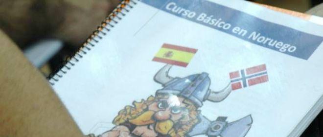 En quatre semaines, les chômeurs espagnols doivent pouvoir se débrouiller en norvégien pour espérer émigrer.