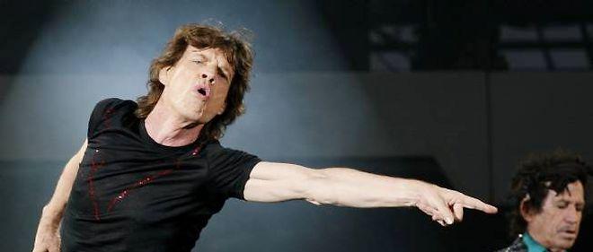 A bientôt 69 ans, Mick Jagger déborde encore d'énergie.