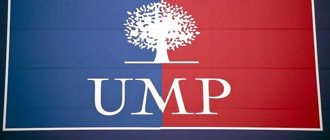 Le logo de l'UMP.