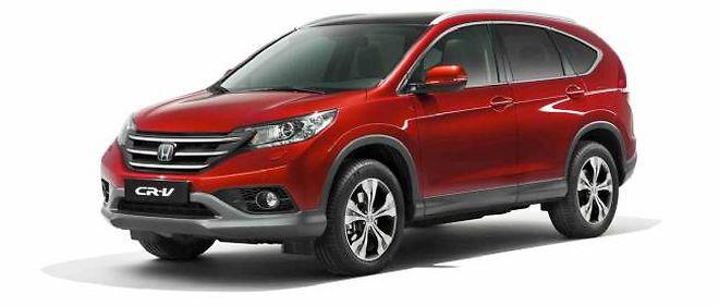 Nouveau Honda CR-V : en 4 x 2 aussi