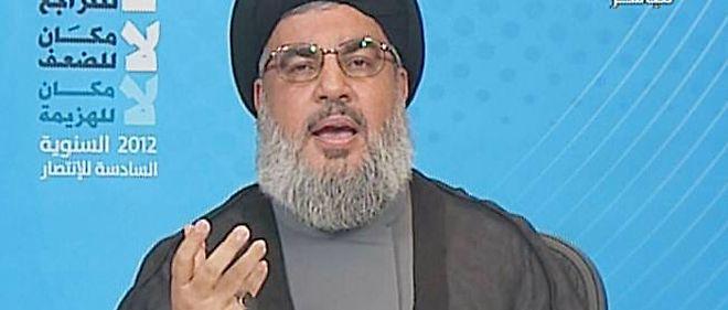 Le parti de Dieu, dirigé par Hassan Nasrallah, n'a pas apprécié que le président libanais hausse le ton contre la Syrie.