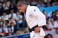 Le judoka français Soufiane Milous a échoué samedi lors de la finale de repêchage où il aurait pu décrocher le bronze. ©Franck Fife