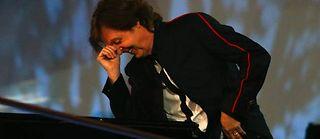 Paul McCartney lors de la cérémonie d'ouverture des JO, à Londres, vendredi dernier. ©Cameron Spencer