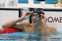 Michael Phelps. ©Satiro Sodre / AGIF