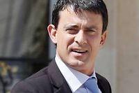 Manuel Valls ©Patrick Kovarik