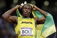 Usain Bolt. ©Anja Niedringhaus