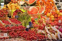 Les fruits et les légumes protègent la peau contre les agressions diverses et améliorent son apparence ©SUPERSTOCK/SUPERSTOCK