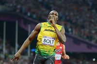 Usain Bolt. ©Olivier Morin