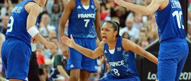 L'équipe de France féminine de basket.