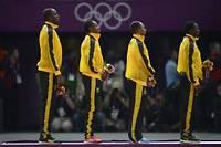 Le relais jamaïquain a écrasé le record du monde du 4x100 mètres. ©Adrian Dennis