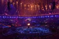 Un milliard de téléspectateurs ont regardé la cérémonie d'ouverture des Jeux. ©Alexey Filippov / RIA NOVOSTI