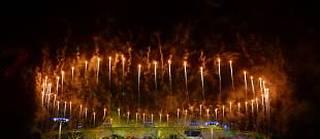 Après dix-sept jours de compétition, les Jeux olympiques de Londres se sont achevés dimanche soir. ©INDRANIL MUKHERJEE