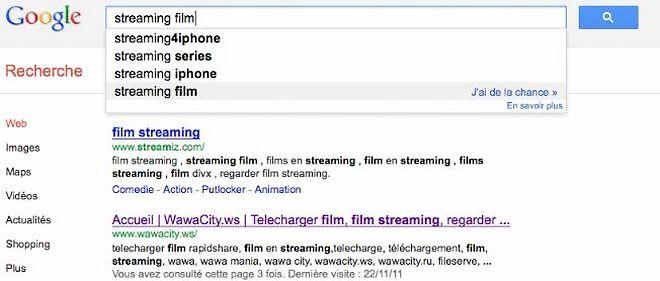 Les sites de téléchargement illégal seront moins bien référencés sur Google dès la semaine prochaine.