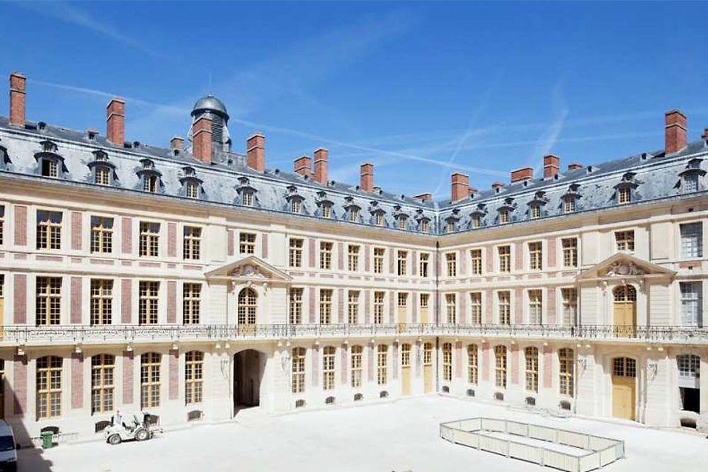 Versailles : les grands travaux du Grand Commun - Le Point