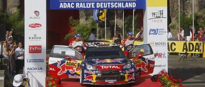 S'il sait trouver le podium d'arrivée à chaque épreuve du WRC, Sébastien Loeb laisse entendre qu'il a trouvé une solution pour 2013 mais ne confirme pas que ce sera avec Citroën.