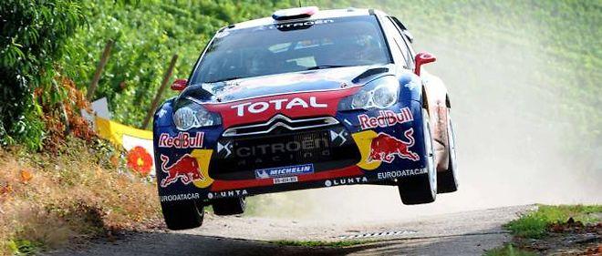 Sebastien Loeb a survolé les difficultés du rallye d'Allemagne, qu'il remporte pour la neuvième fois.