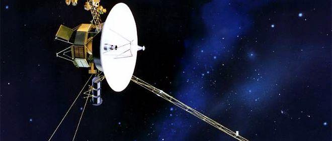 Image de Voyager 1.