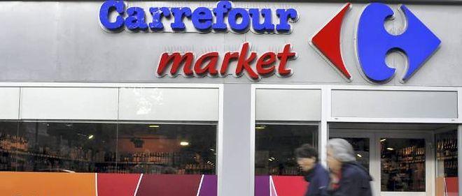 Des magasins Carrefour Market pourraient être vendus à la concurrence.