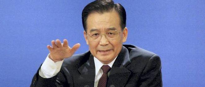 Le Premier ministre chinois Wen Jiabao préside son dernier Davos d'été avant le congrès du Parti communiste chinois, en octobre.