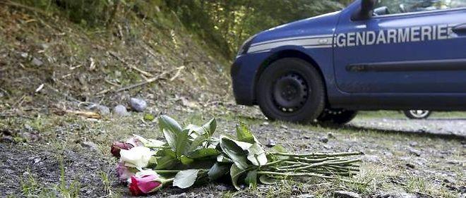 Un cycliste britannique a été le premier à découvrir le crime, à Chevaline, en Haute-Savoie.