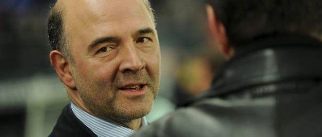 Pierre Moscovici a mis fin aux rumeurs sur la date de relèvement du plafond du livret A. © Gautier Damien / Abaca