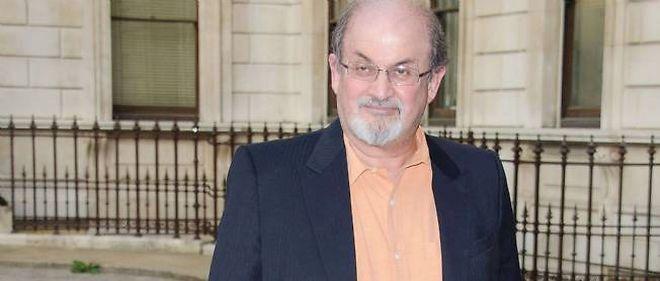 L'écrivain britannique Salman Rushdie. © Sipa